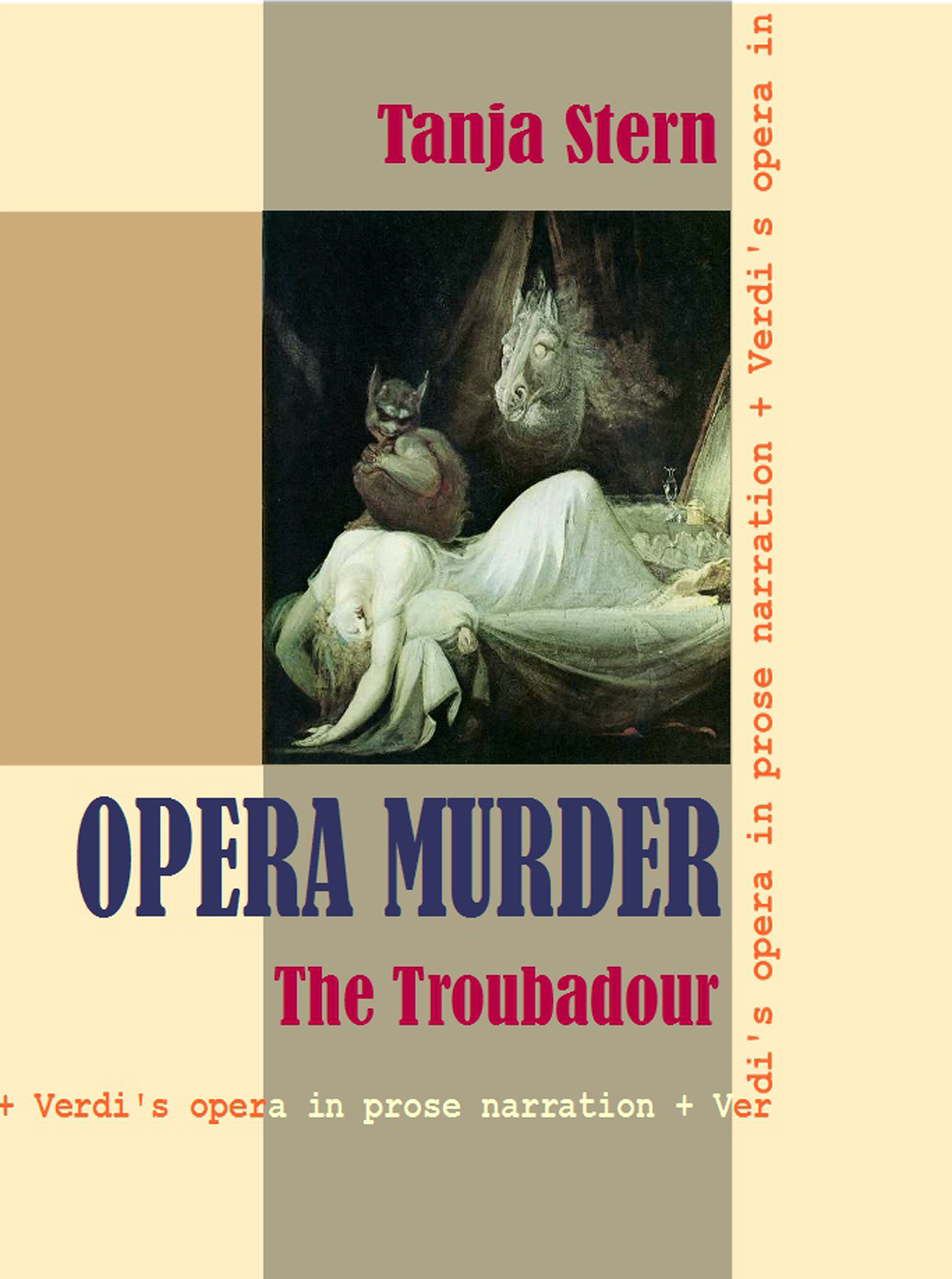 "Verdi's ""Troubadour"" in Prose Narration"