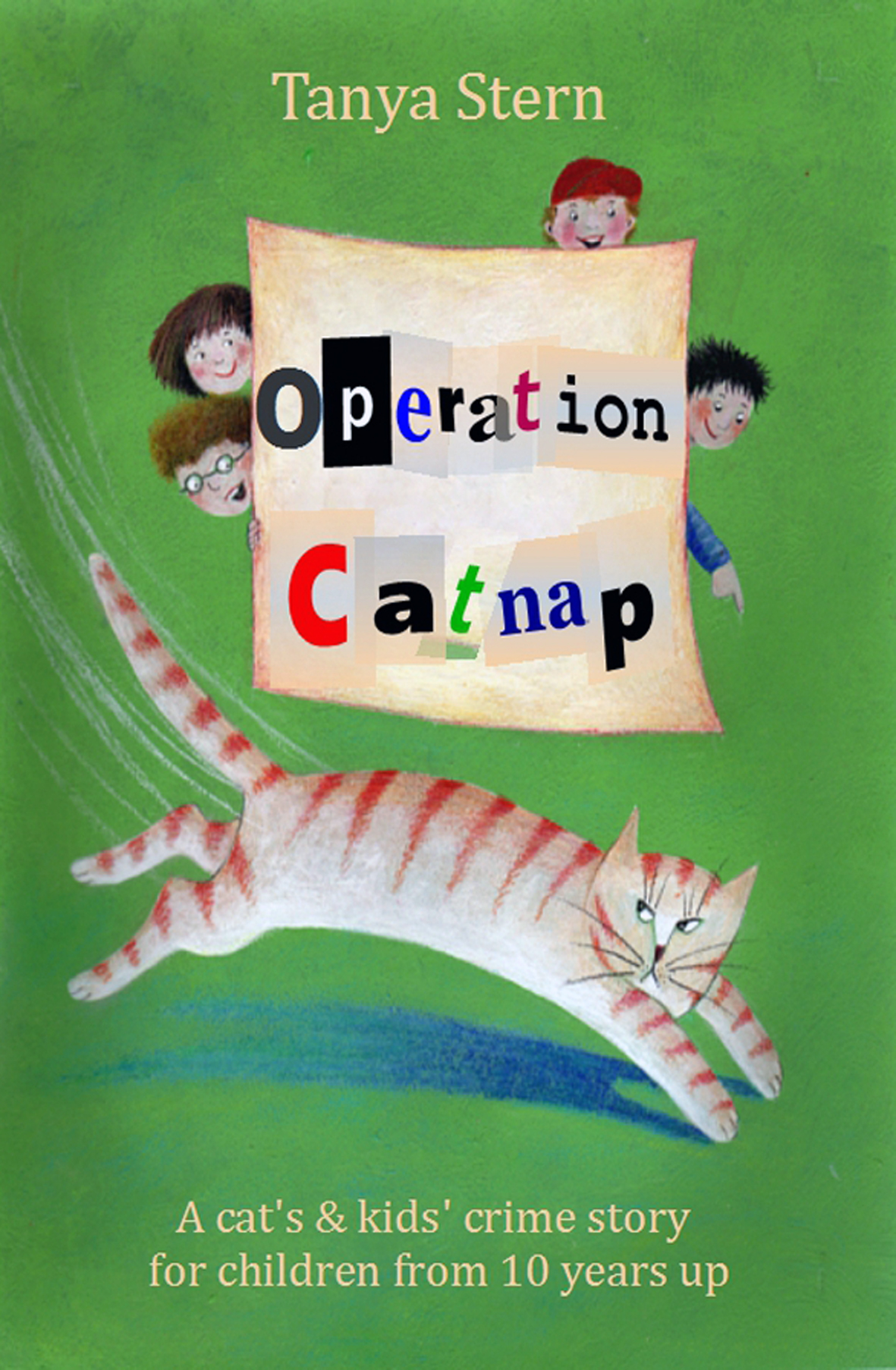 "Crime Story for Kids: ""Operation Catnap"""