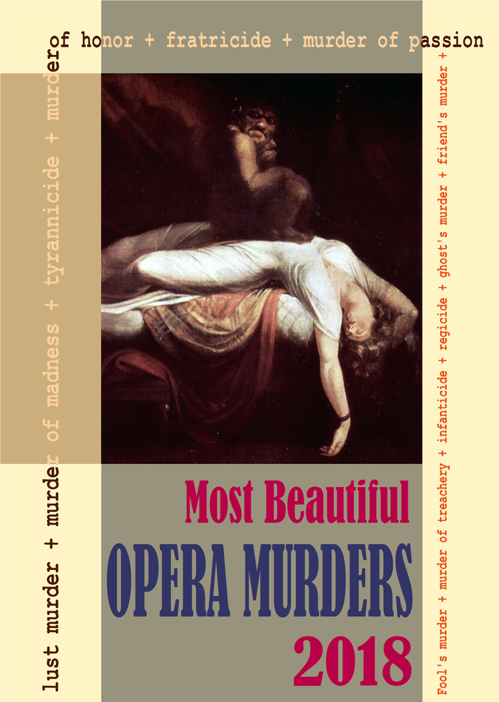 "Death with music: ""Opera Murder Most Beautiful"""